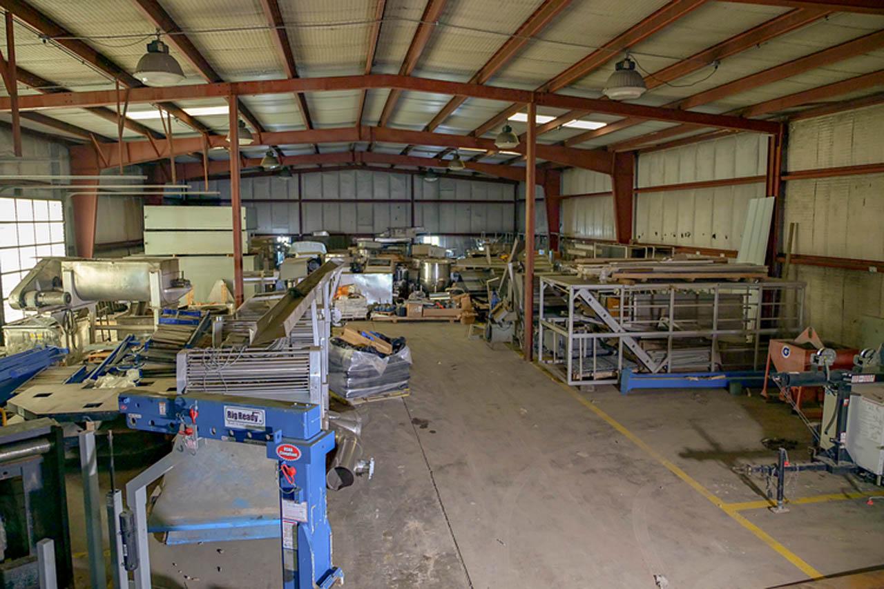Long-Term Storage Facility - Logansport